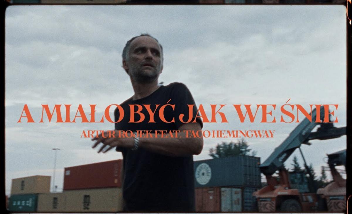 Artur Rojek i Taco Hemingway nagrali wspólny utwór