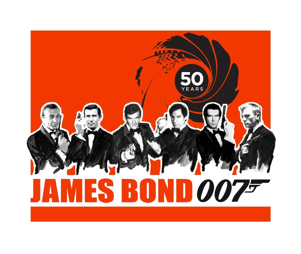 Fan Page Jamesa Bonda