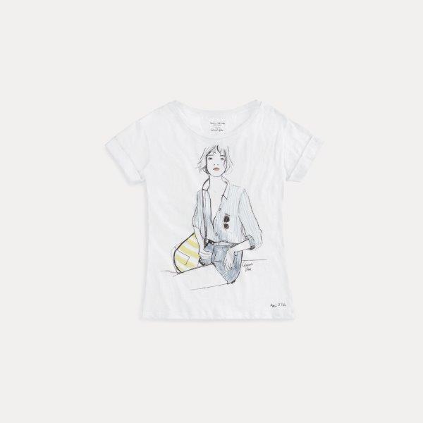 T-shirty od Marc O'Polo