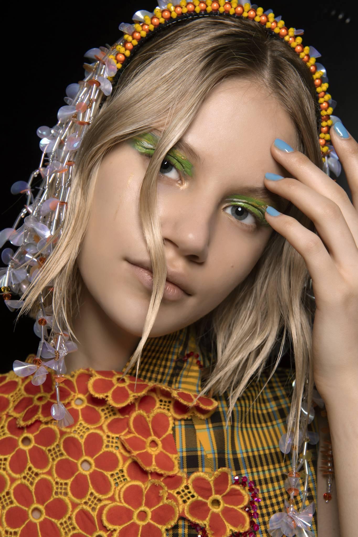 Makijaż wiosna-lato 2020. Trendy