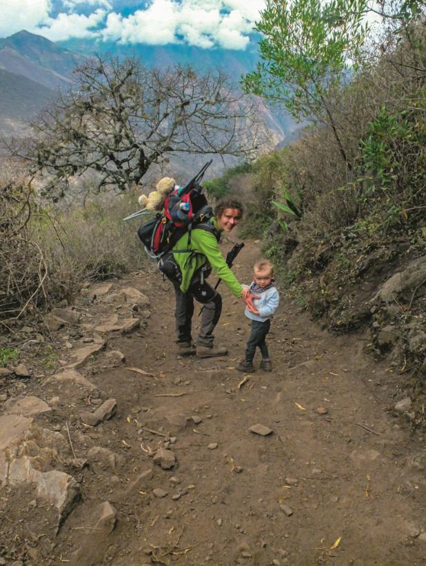 Blogerka Joanna Nowak o tym, jak wychowuje swoją córkę Gaję w drodze
