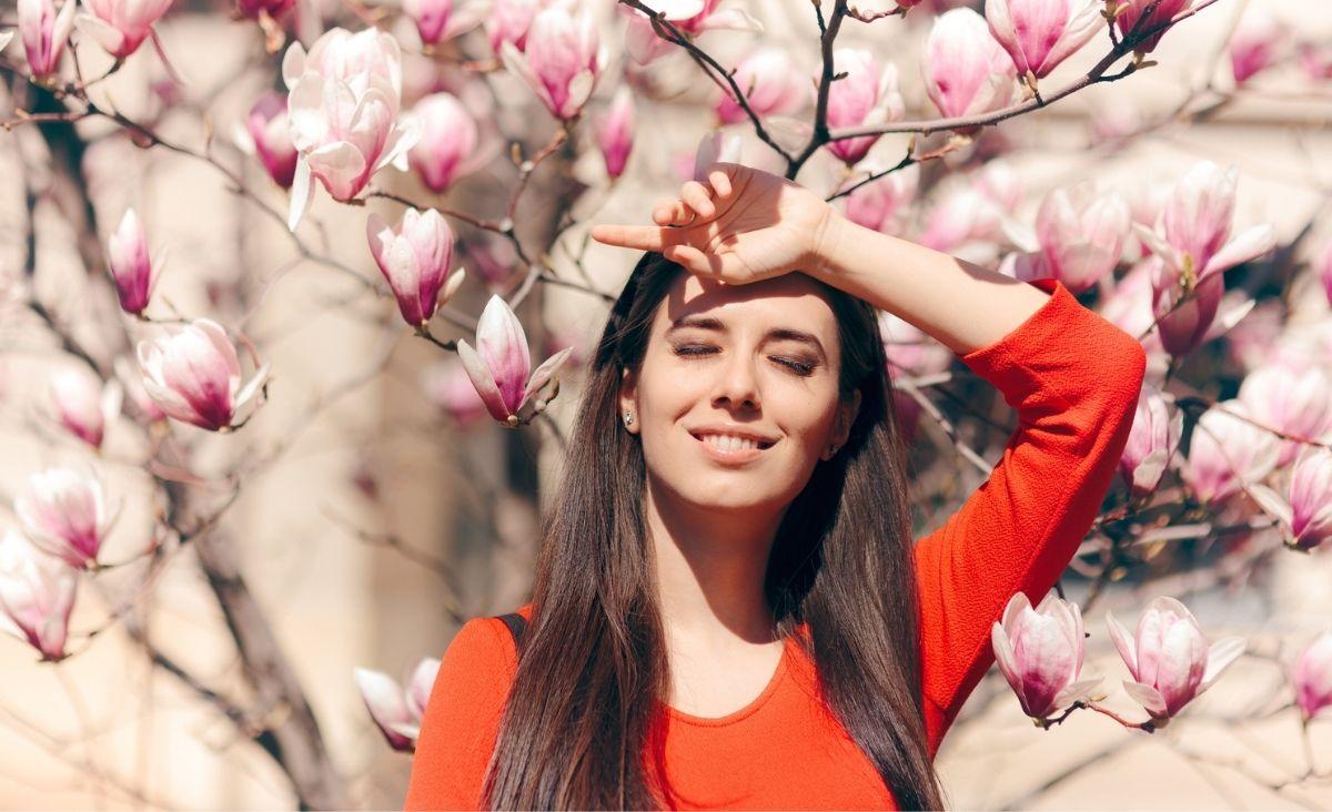 Rozbudź w sobie energię na wiosnę - proste ćwiczenia