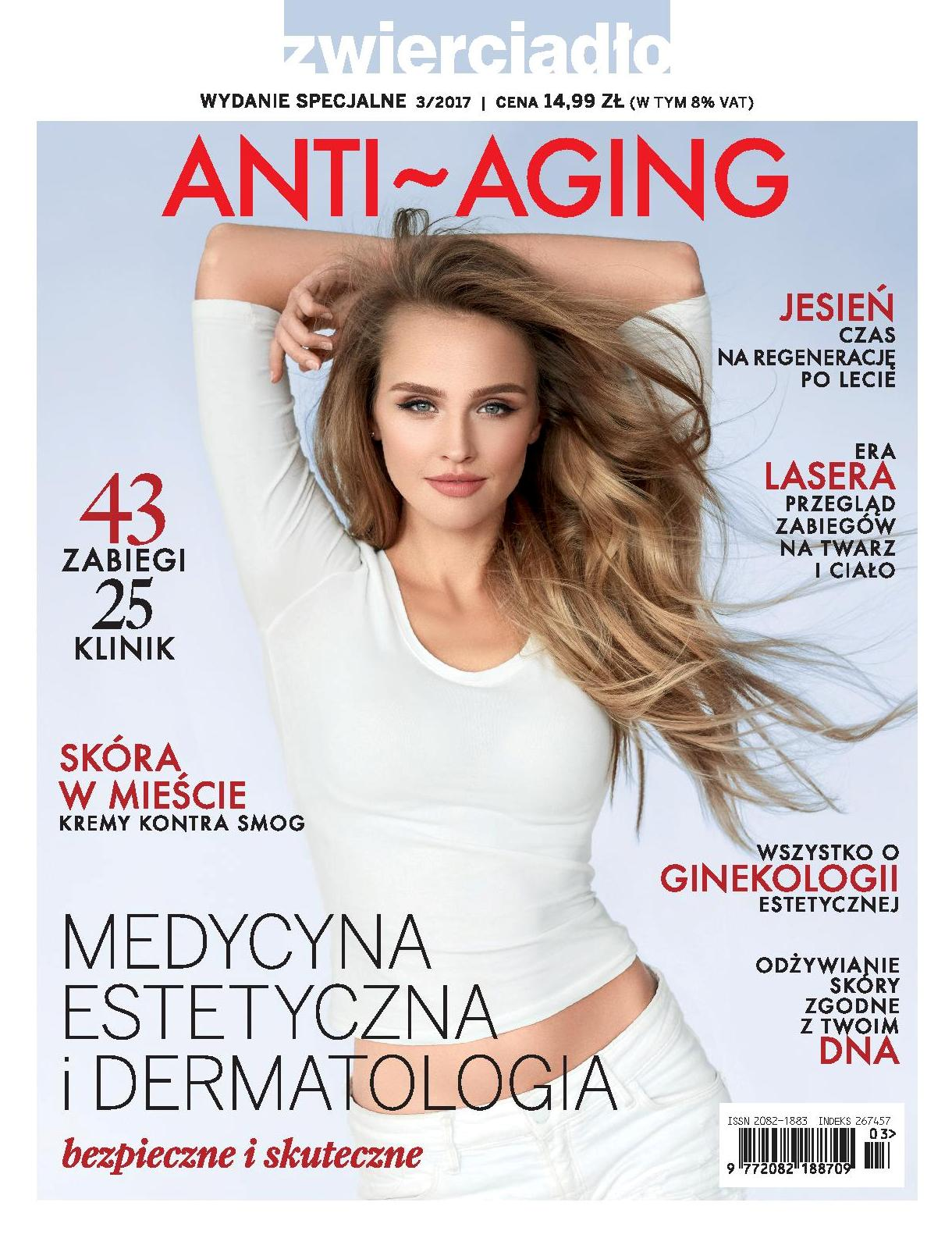 """""""Anti Aging"""" – wydanie specjalne miesięcznika """"Zwierciadło"""""""