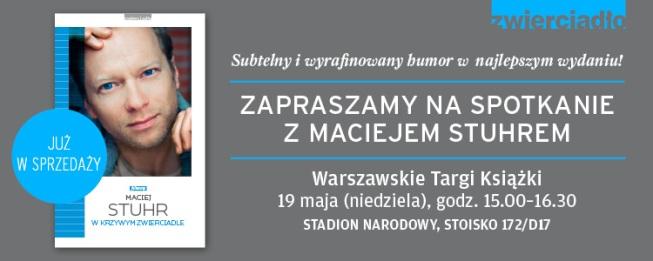 Felietony Macieja Stuhra