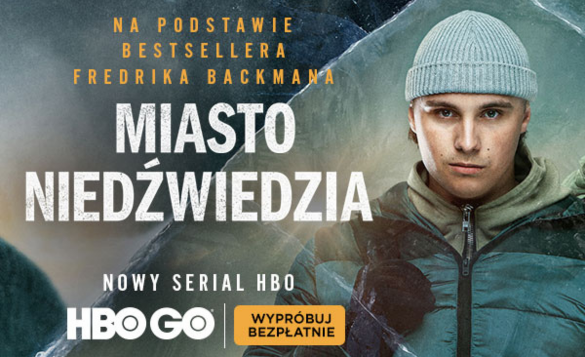 """""""Miasto Niedźwiedzia"""" - serial na podstawie szwedzkiego bestsellera. O małym miasteczku z wielkimi marzeniami"""