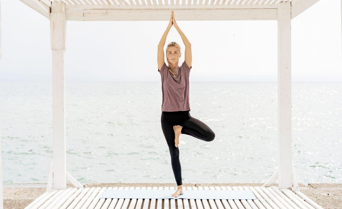 Siła spokoju - joga na odbudowanie wewnętrznej równowagi