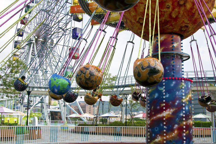Jakich emocji dostarczają parki rozrywki?