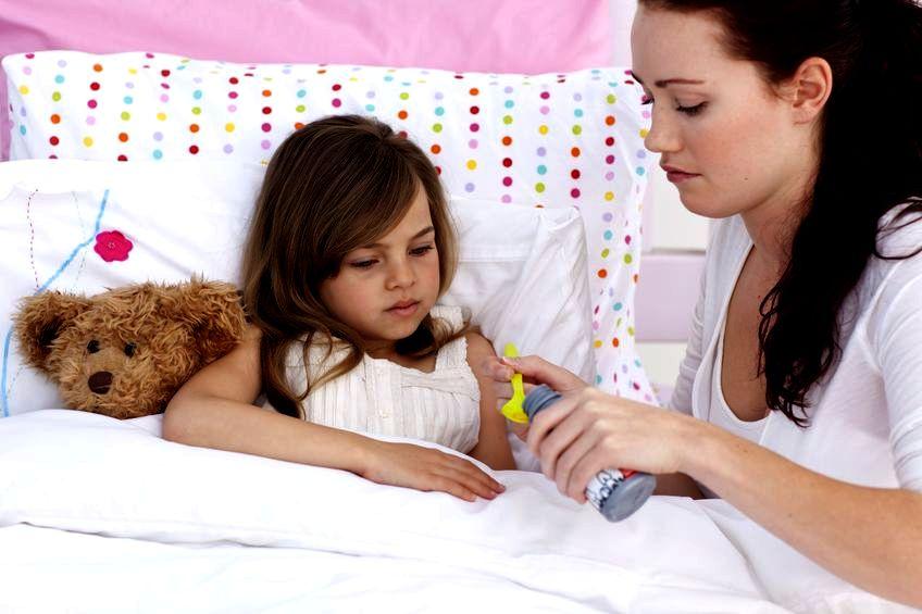 Masz chore dziecko, czy przysługuje ci zwolnienie?