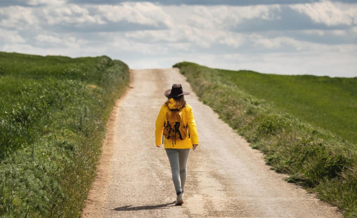 Medytacje podczas chodzenia
