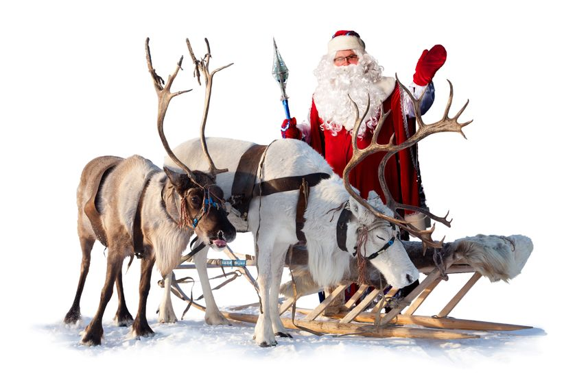 Co mówić dzieciom o świętym Mikołaju?