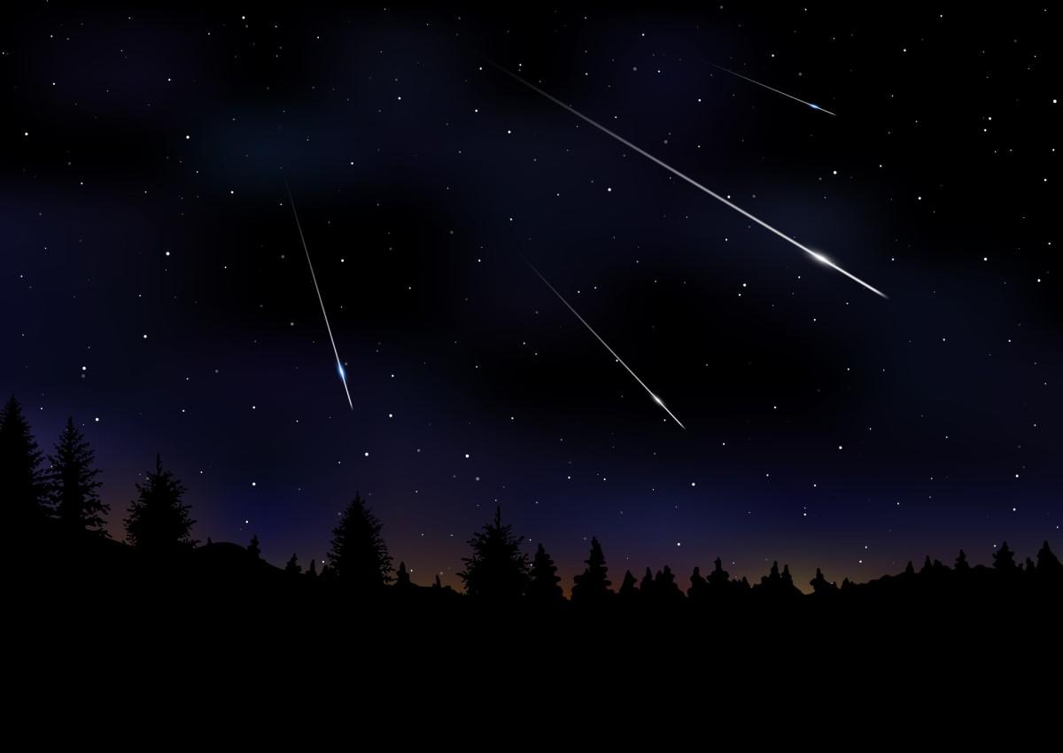 Noc spadających gwiazd 2020 - kiedy zobaczymy Perseidy?
