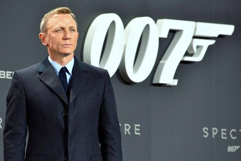 Craig znów zagra Bonda
