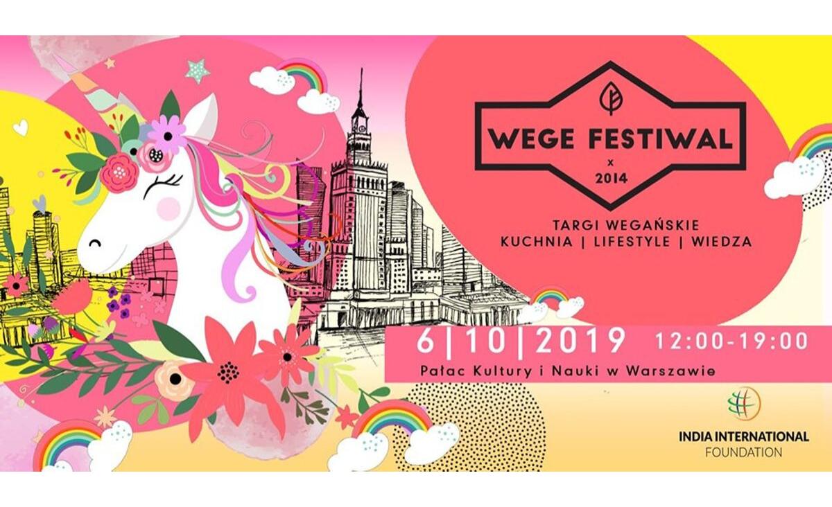 Wege Festiwal - największe wegańskie wydarzenie tej jesieni!