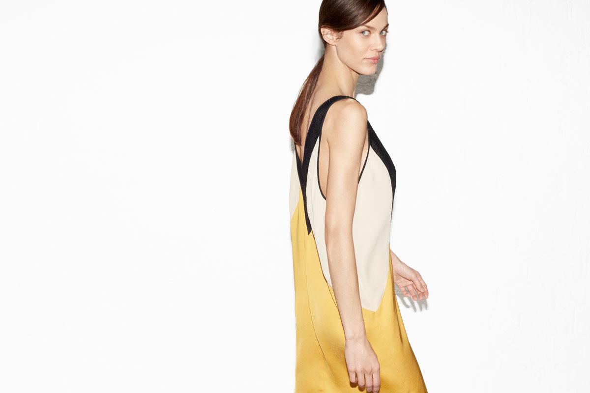 Zara lookbook lato 2013