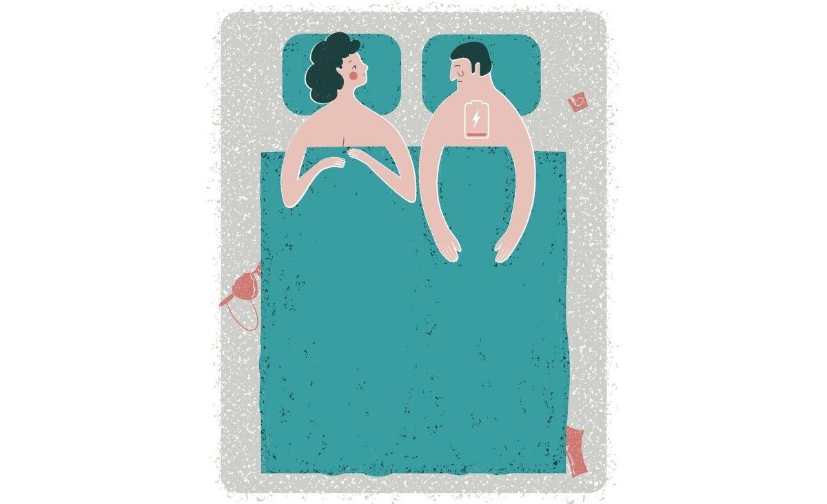 Zaburzenia erekcji i przedwczesny wytrysk - skąd się biorą męskie problemy seksualne?