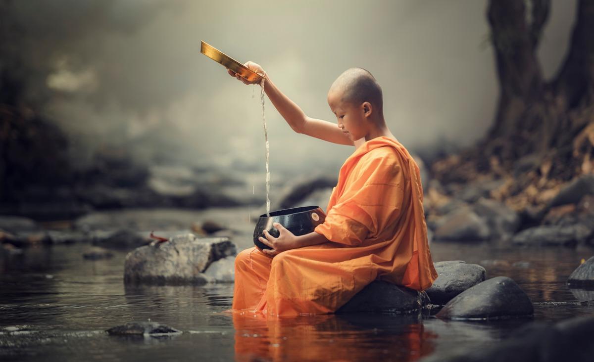 Natura ludzkiego umysłu a buddyzm