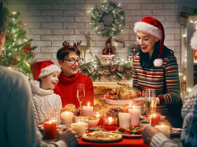 5 wskazówek, jak spędzić Święta z korzyścią dla ducha i ciała