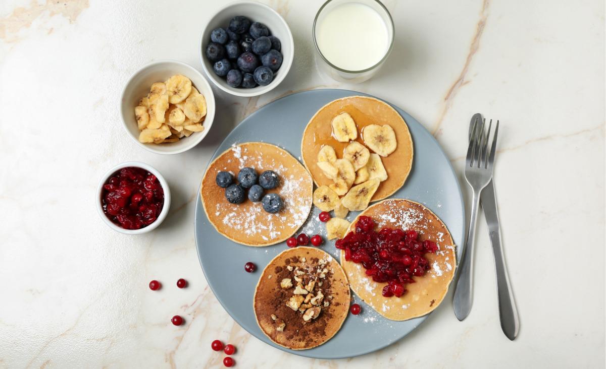 Pancakes - ciasto z patelni