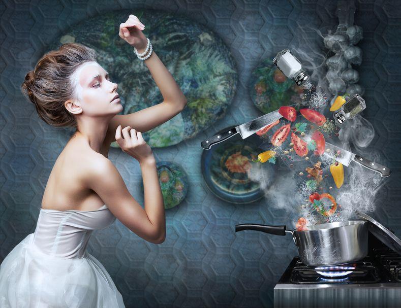 Kreatywne podejście do gotowania