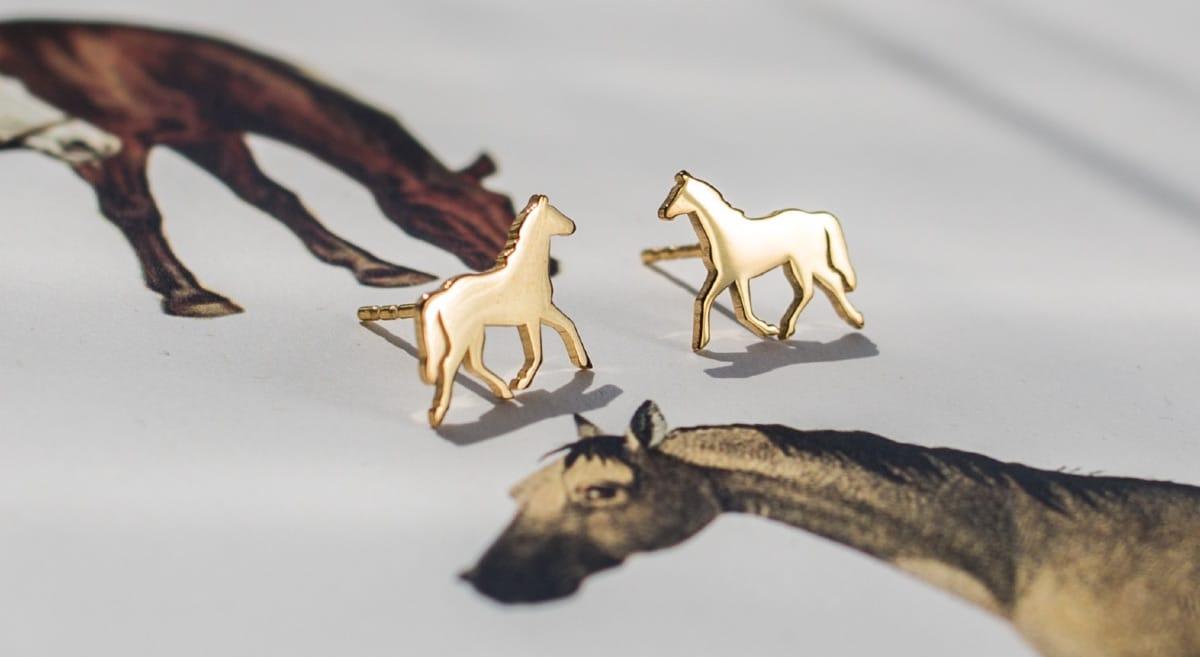 Koń to symbol zwycięstwa, siły i nieokiełznanej wolności. Koń symbolizuje także młodość oraz męstwo.