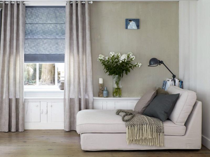 Rolety rzymskie - dekoracyjne tkaniny okienne na topie