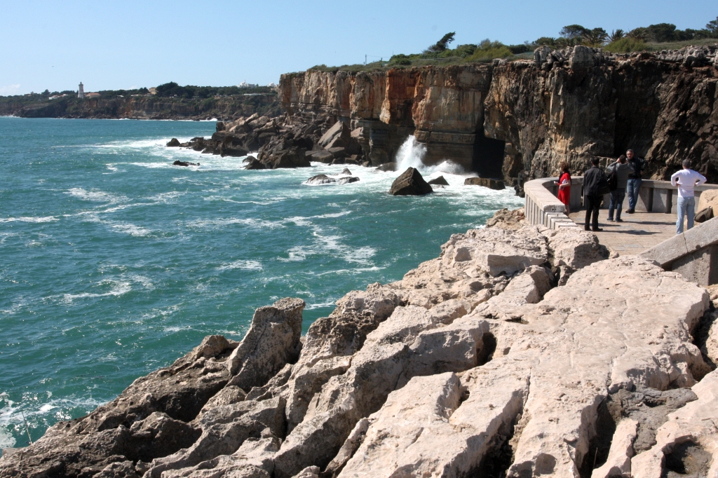 Uroki życia nad Atlantykiem - portugalskie wybrzeże