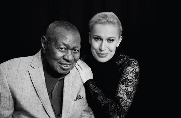 """Aga Zaryan: """"What Xmas Means To Me"""" feat. Freddy Cole"""