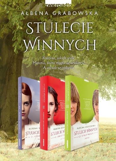 Stulecie Winnych saga – pakiet
