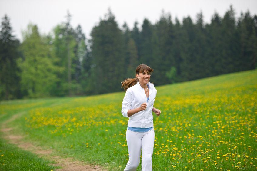Slow jogging: bieg po dobry humor