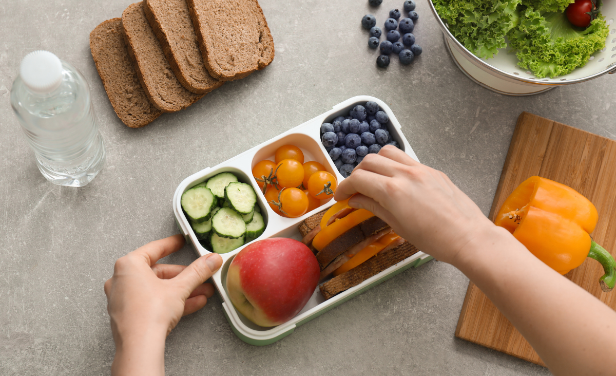 Co dać dziecku do szkoły na drugie śniadanie?