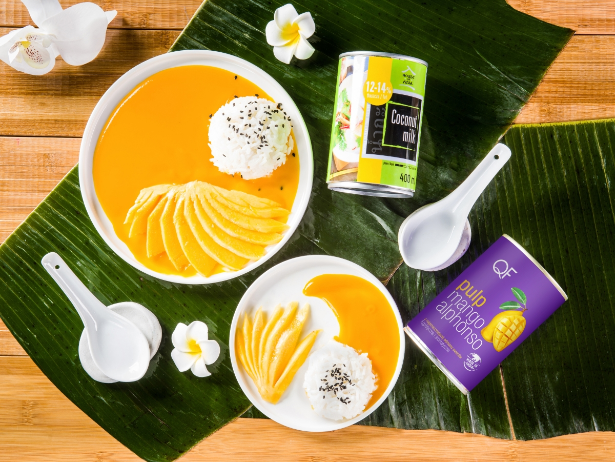 Mleczko kokosowe w kuchni - jak je wykorzystać?