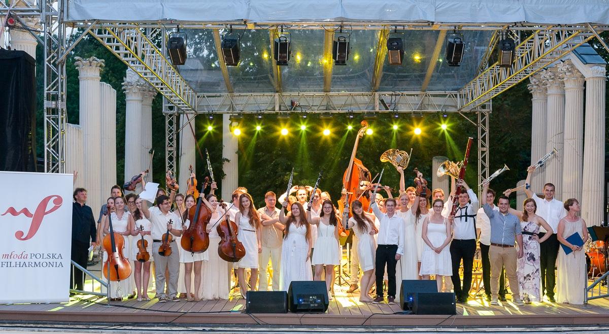 Wielki sukces letniej trasy koncertowej Młodej Polskiej Filharmonii