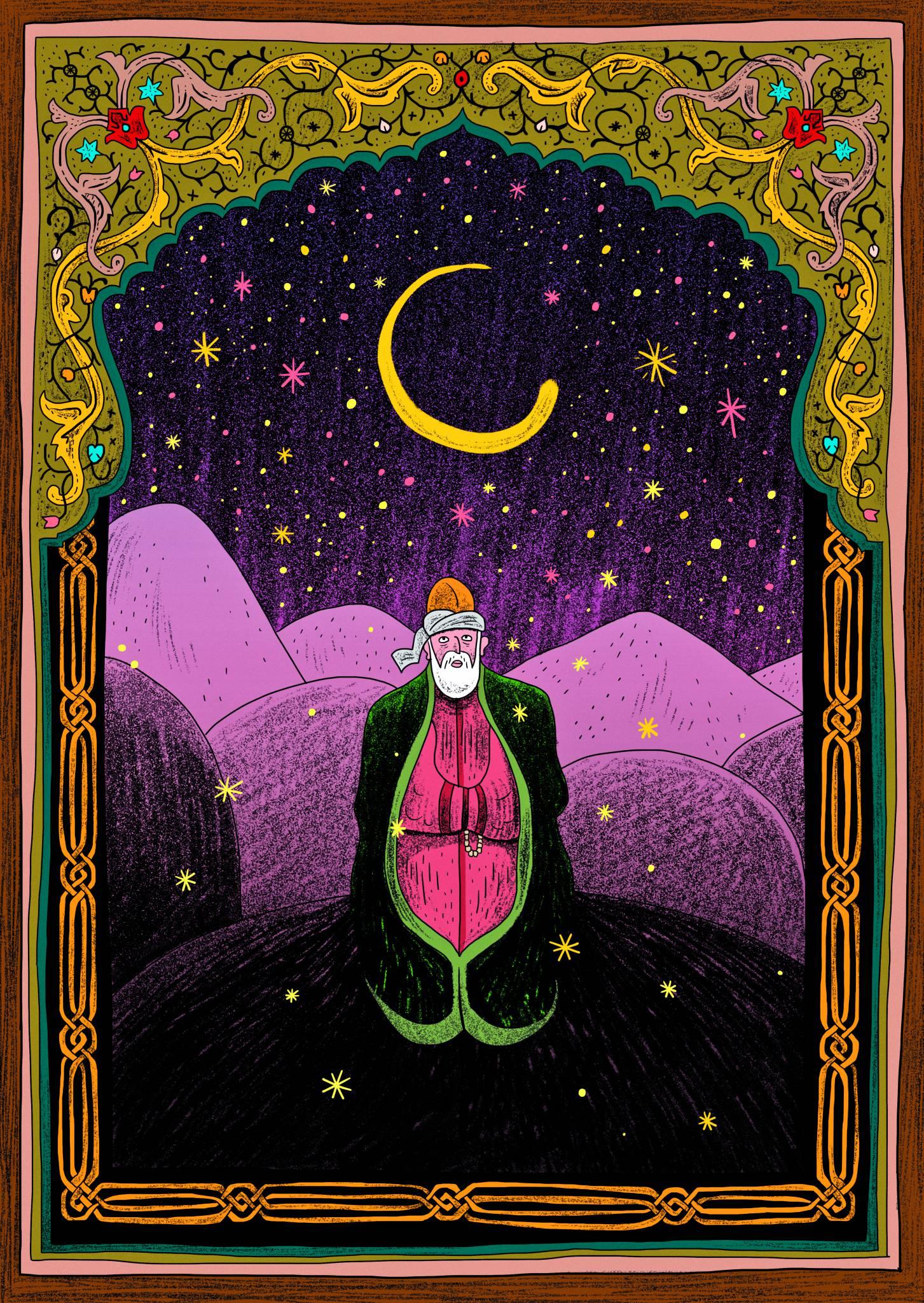 Esencja wiary. Rumi - najwybitniejszy poeta suficki
