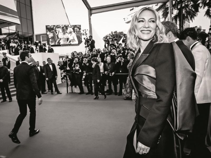 Cate Blanchett: Nigdy nie czułam się tak dobrze w swojej skórze
