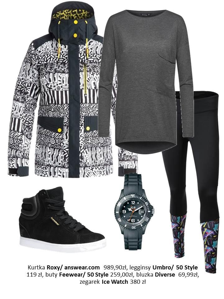 Moda dla aktywnych: 3 stylizacje