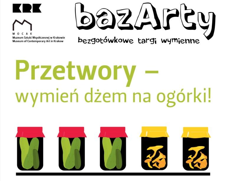 Kulinarny BazArt w MOCAK-u