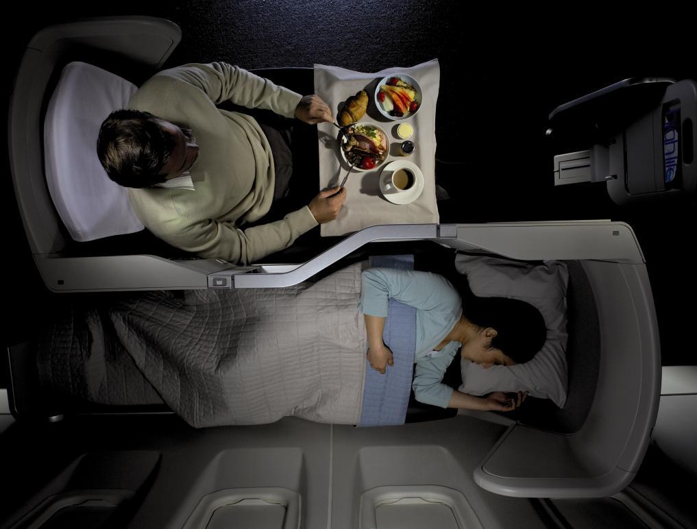 British Airways_Club World
