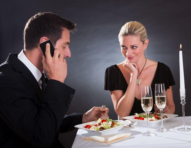Czego nie robić na pierwszej randce