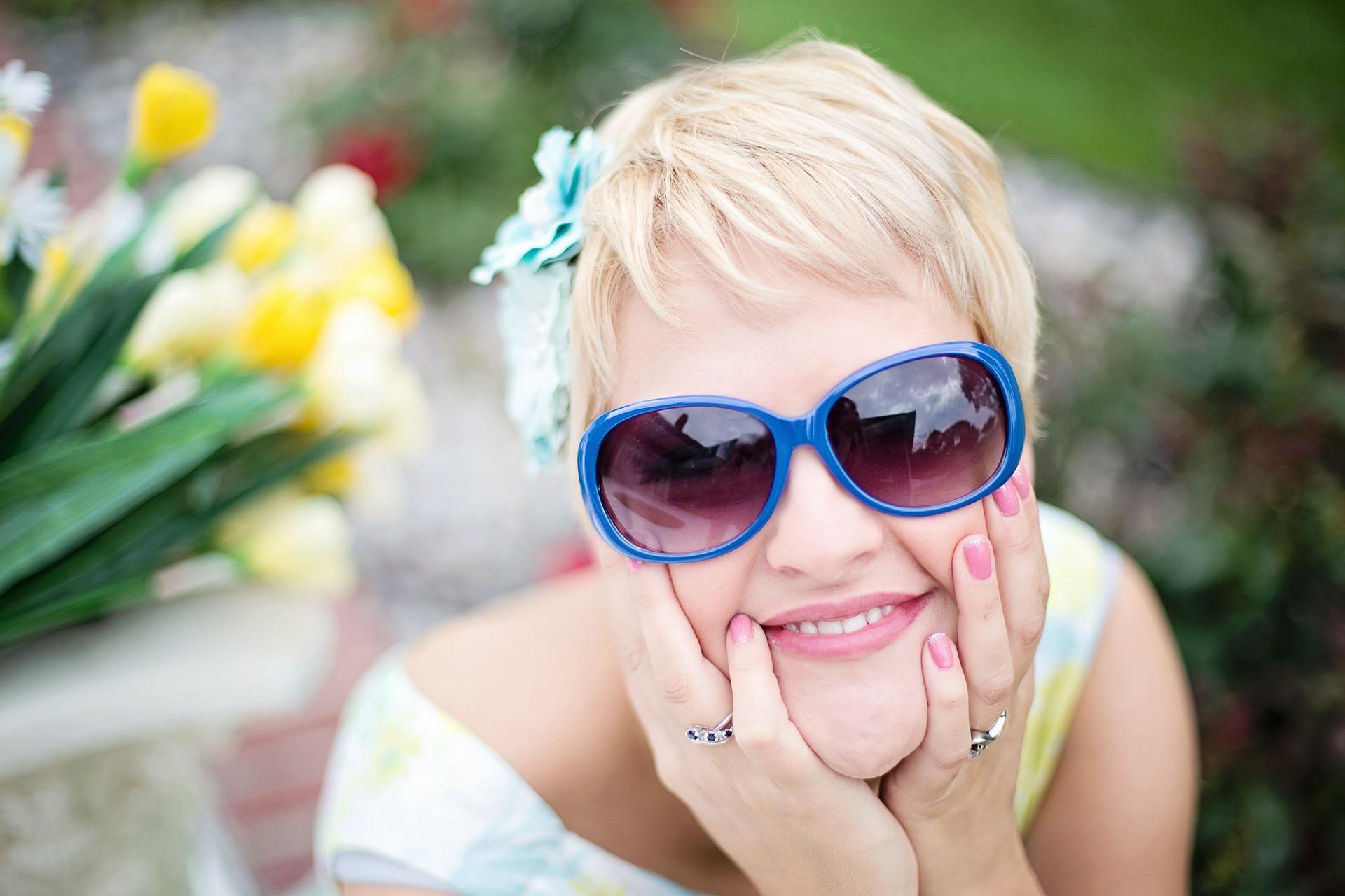 Okulary przeciwsłoneczne niezbędne przez cały rok
