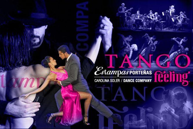 Tango Feeling w Sali Kongresowej!