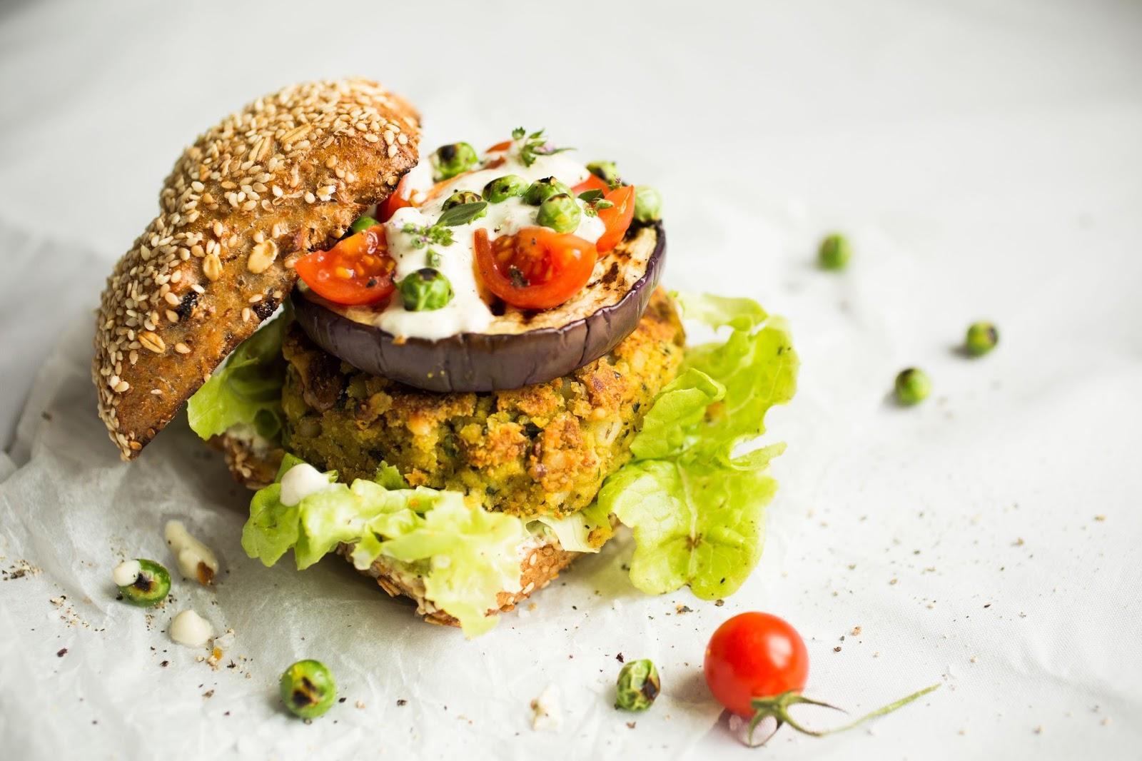 The Byk: ziarno burger
