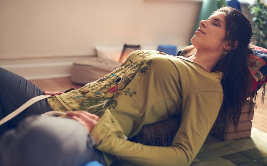 Sposób na stres: praktyka uważności