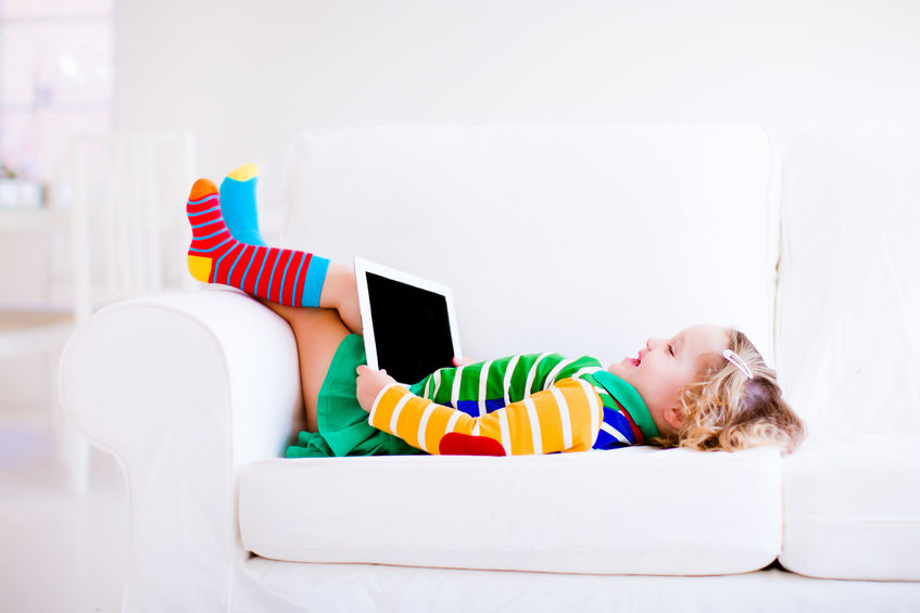 Dzieci częściej chorują przez brak ruchu