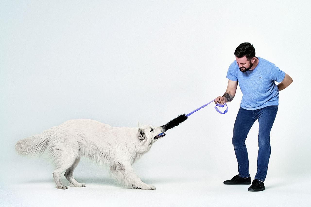 Człowiek - najlepszy przyjaciel psa