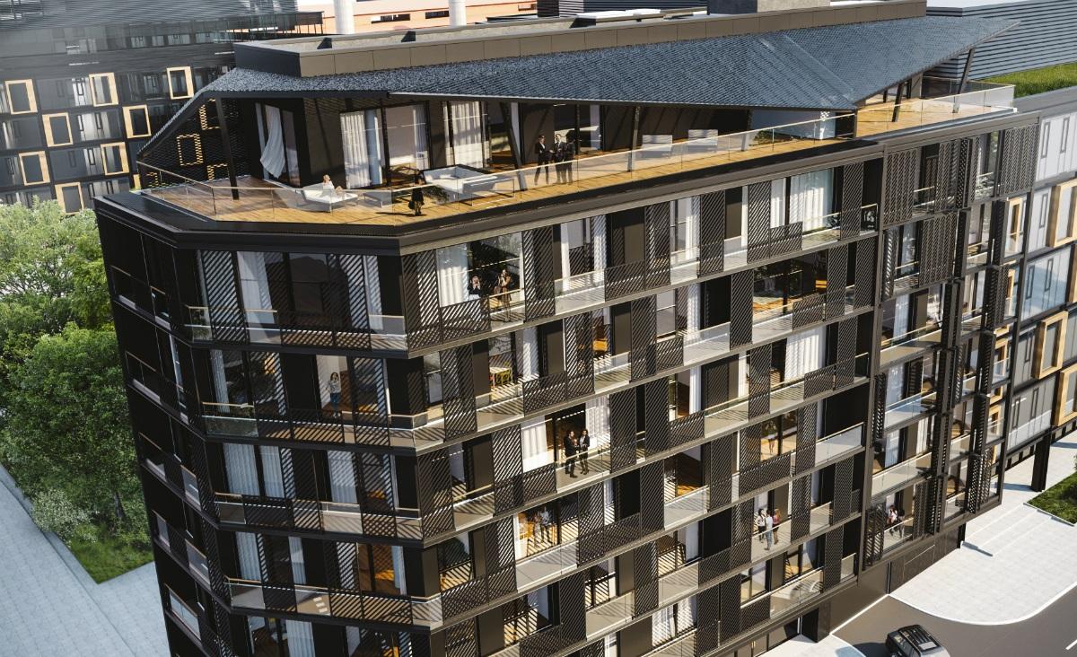 Apartamenty dla wymagających w najmodniejszej dzielnicy Warszawy