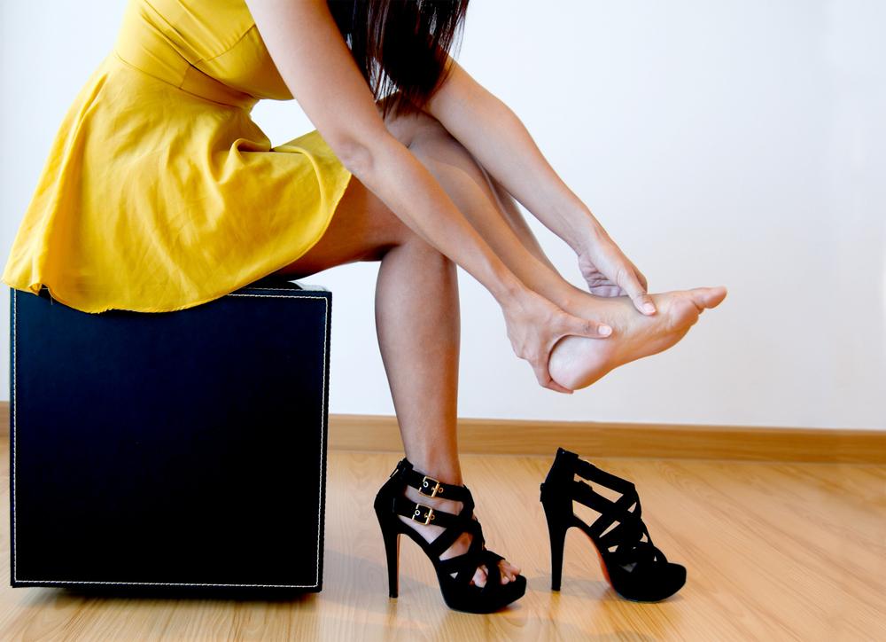 """Jak poradzić sobie z uczuciem """"ciężkich nóg""""?"""