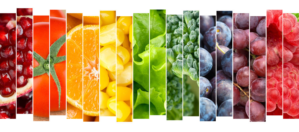 45360755 - fruits and vegetables concept. fresh food