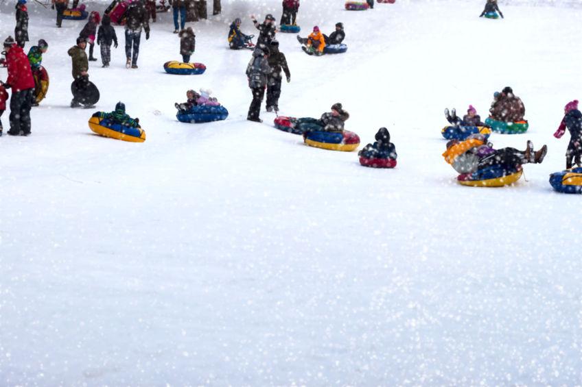Zimowe sporty to nie tylko narty i snowboarding