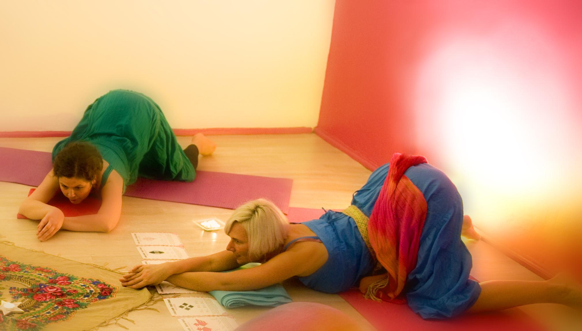 Gimnastyka słowiańska - nauka szacunku dla ciała i słuchania jego potrzeb