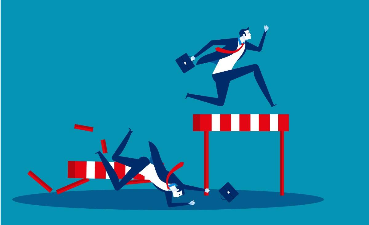 Porażki - zakceptować i wyciągnąć lekcje